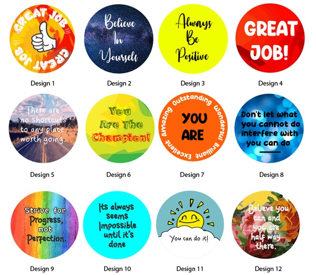 Where to make customize printed pin badges in Singapore?